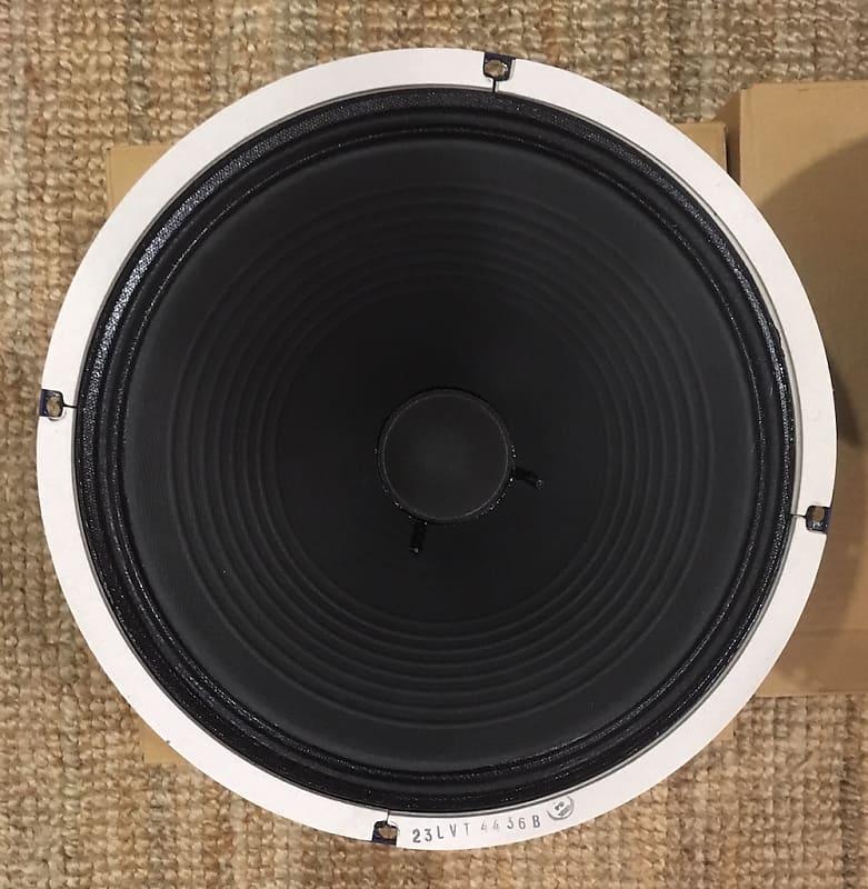 pair of celestion blue 12 speakers made in uk reverb. Black Bedroom Furniture Sets. Home Design Ideas
