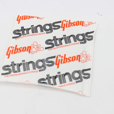 Gibson Vintage Guitar String (single)- for display only