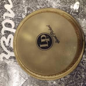 "Latin Percussion LP264D 5.5"" Small Gen. III Rawhide Triple Bongo Head"