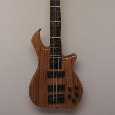 Zon Legacy Standard 1990's Zebra Wood Veneer/ Mahogany Back for sale