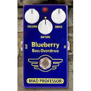 NEW MAD PROFESSOR BLUEBERRY BASS OVERDRIVE for sale