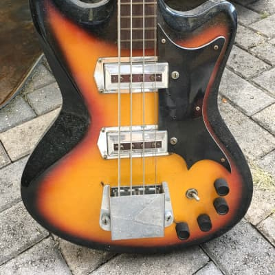 KAY BASS 60's-70's for sale