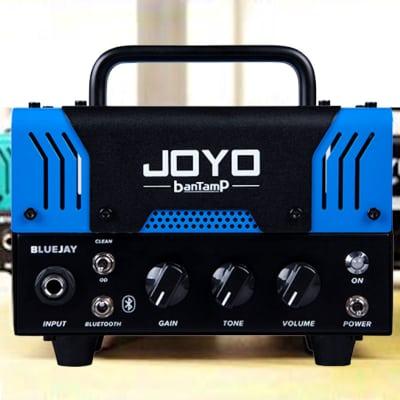 JOYO BanTamP Bluejay Tube Amp 20 watt Just Released!
