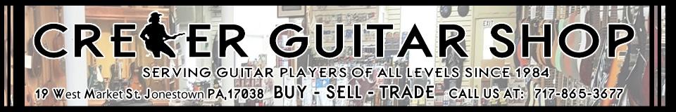 Creter Guitar Shop