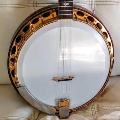 Epiphone Bandmaster Plectrum 4 String Banjo for sale
