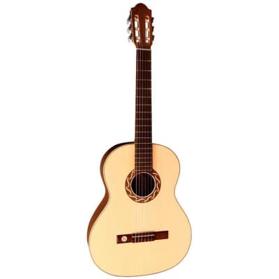 GEWA Konzertgitarre Pro Natura Silver 3/4 Walnuss for sale