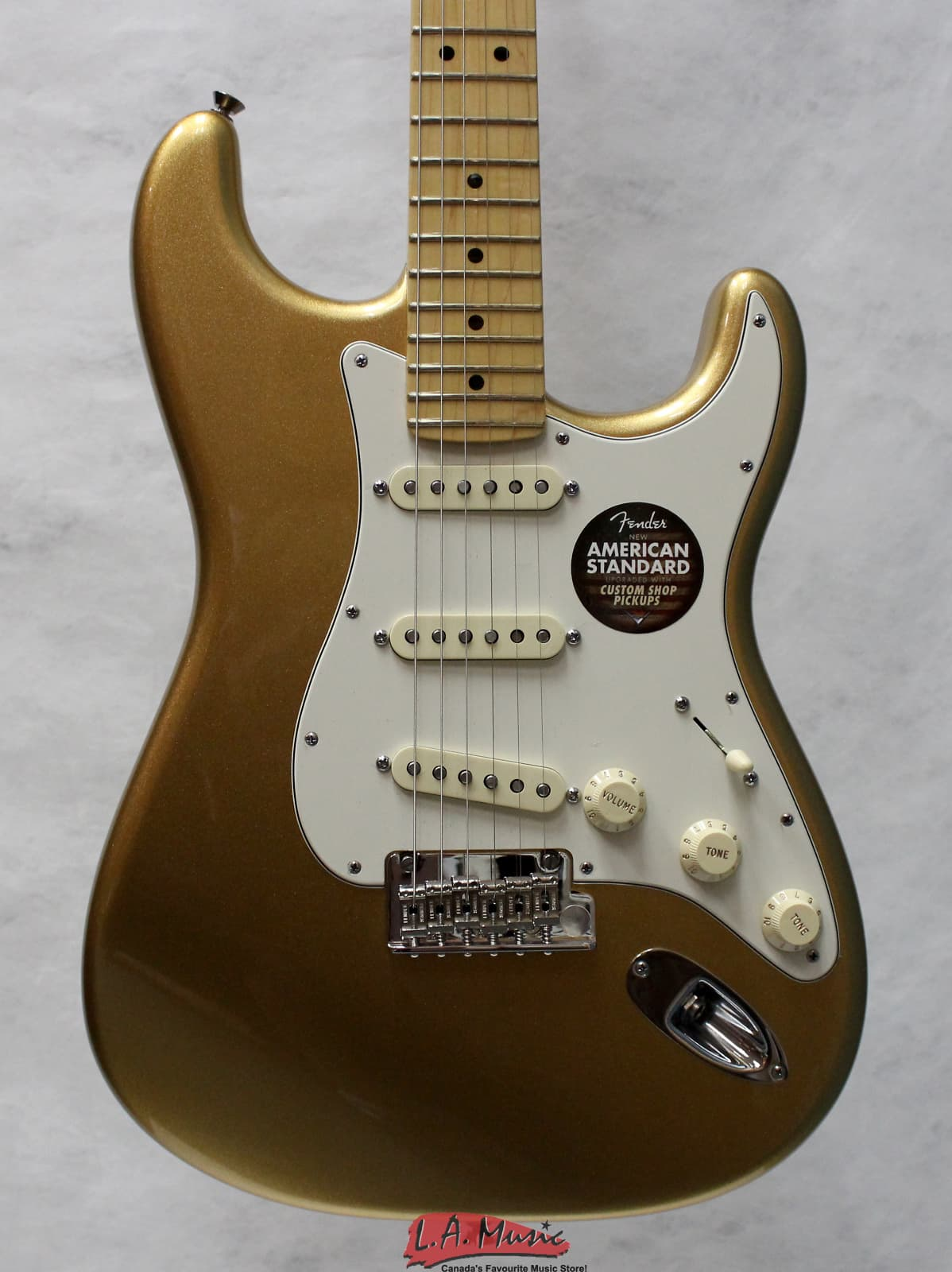 fender fsr american standard stratocaster aztec gold 2014 reverb. Black Bedroom Furniture Sets. Home Design Ideas