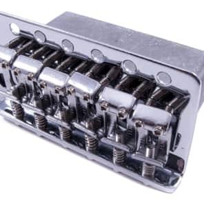 Fender 007-1016-000 Standard Stratocaster Vintage-Style Left-Handed Bridge Assembly