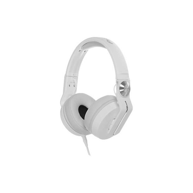 1e425e574bb Pioneer Pro DJ HDJ-700 DJ Headphones (White)   Reverb