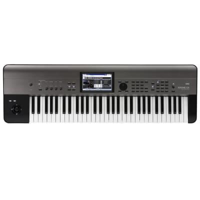 Korg KROME EX 61 61-Key Semi Weighted Keyboard