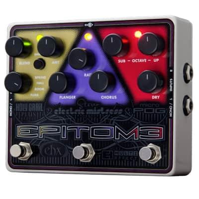 Electro Harmonix Epitome Digital Multi Effects Pedal
