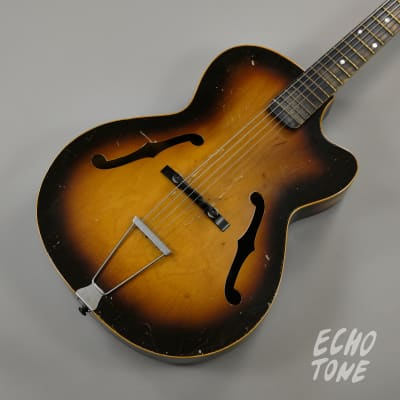 1958 Rex Archtop (Sunburst, Cutaway) for sale