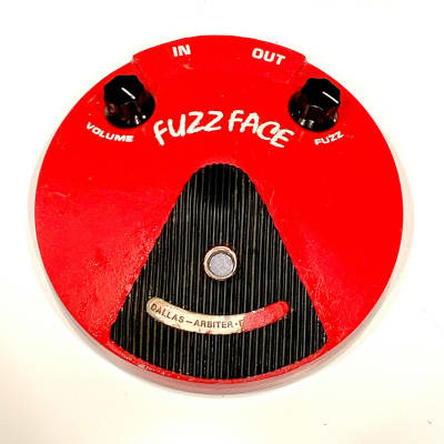 Dallas Arbiter Fuzz Face