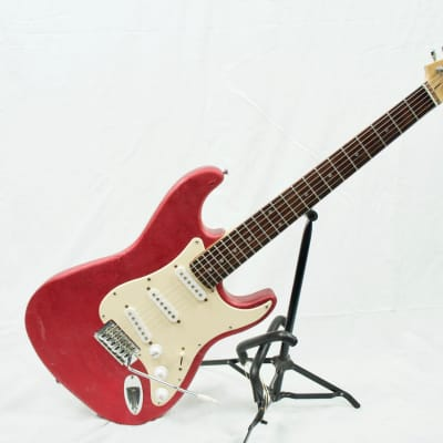 Legend Stratocaster - Red Glitter