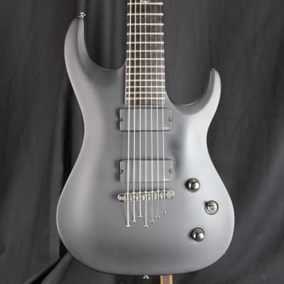 Used Washburn PXM27EC Parallaxe Carbon Black 7-String for sale