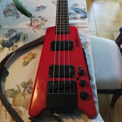 Hohner Professional B2A Steinberger licensed Red for sale
