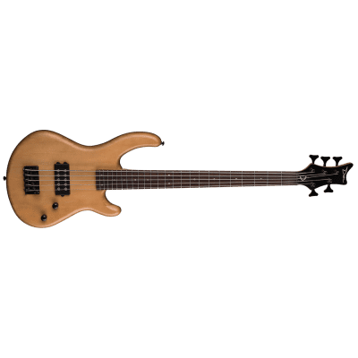 NEW DEAN EDGE 1 5-STRING - VINTAGE NATURAL for sale