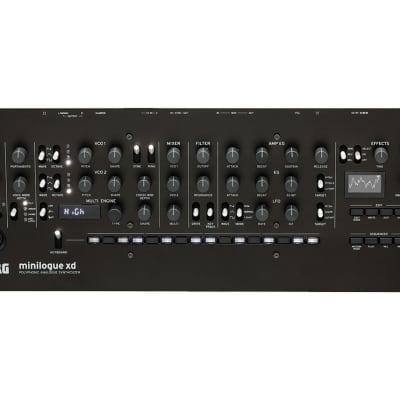 Korg Minilogue XD Desktop Module/ Keyboard Voice Expander