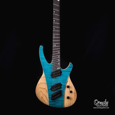 Ormsby Futura GTR 6 string 2020 Maya Blue