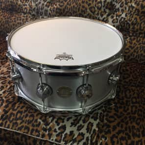 "DW DRVA6514SVC 6.5x14"" Collector's Series Solid Aluminum Snare Drum"