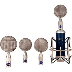 Blue Bottle Rocket Stage 1 Mic Locker Set