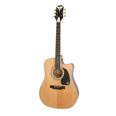 Epiphone PRO-1 Ultra Acoustic Electric Guitar Natural for sale