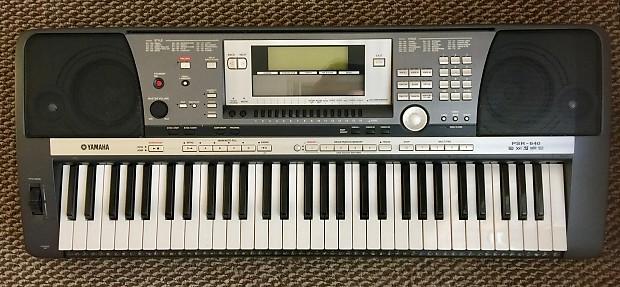 Yamaha Keyboard Auto Accompaniment