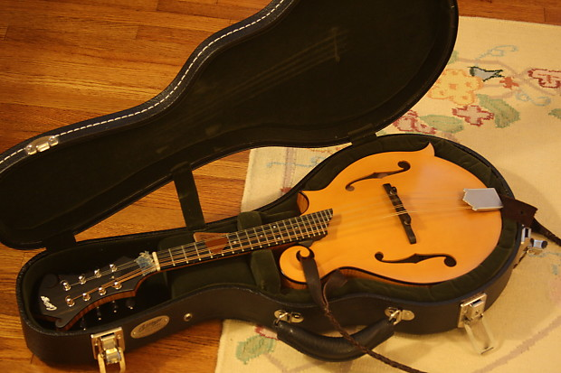 f style mandolin case collings tkl deluxe mandolin case reverb. Black Bedroom Furniture Sets. Home Design Ideas