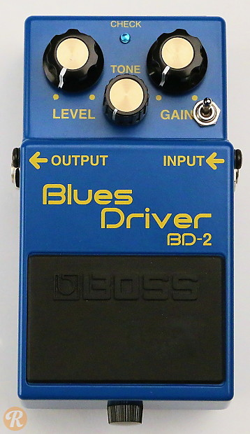 NEW DRIVER: KEELEY PHAT MOD KIT FOR BOSS BD-2 BLUES