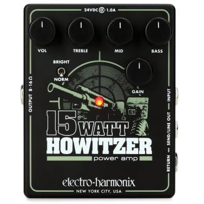 Electro-Harmonix 15Watt Howitzer Guitar Amp / Preamp