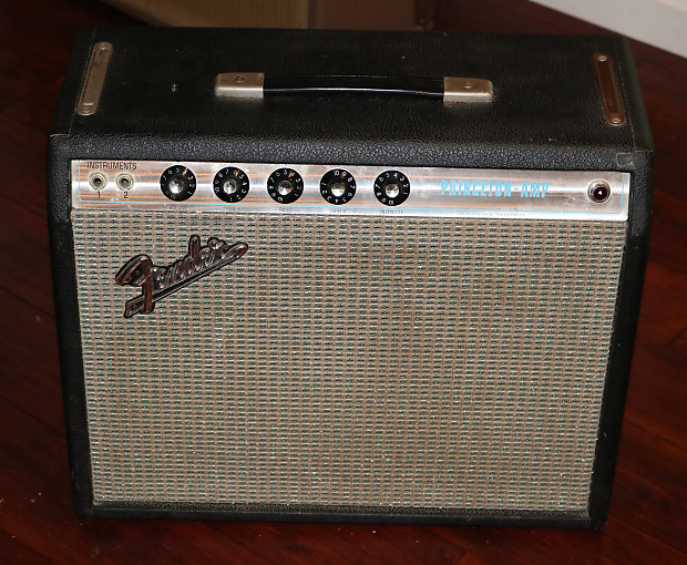 dating modern fender amps