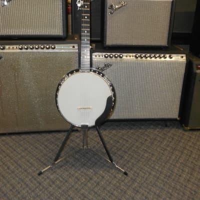 Kay 5 stg. banjo 1980's dark mahogany for sale