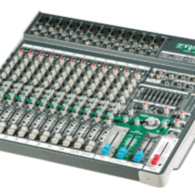 Yorkville VGM14   14-Channel mixer w/ digital effects, and graphic EQ. New!