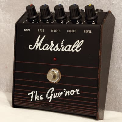 Marshall The Guv'nor v1 Distortion Pedal for sale