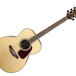 Takamine Nex Acoustic Guitar - Gloss Natural/Rosewood - GN93NAT for sale