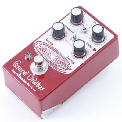 EarthQuaker Devices Grand Orbiter Phase/Vibrato Guitar Effects Pedal P-08179