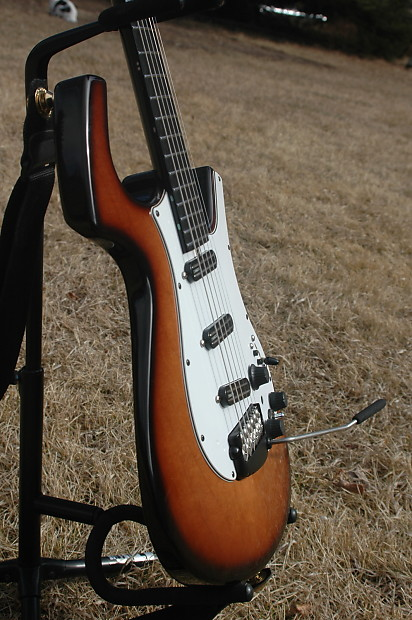 Parker Nitefly NFV3 with Dimarzio single/humbucker | Reverb