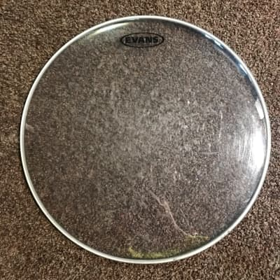 """16"""" Evans G2 Clear-Used-"""