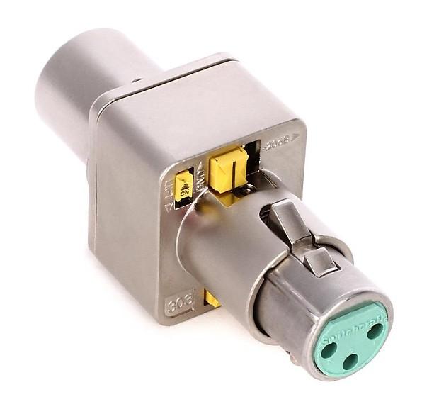 Switchcraft 303 AudioFix - Inline Audio Control Connector