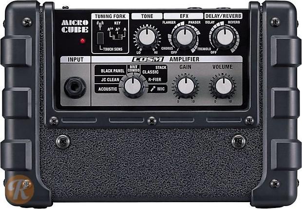 roland micro cube guitar amp reverb. Black Bedroom Furniture Sets. Home Design Ideas