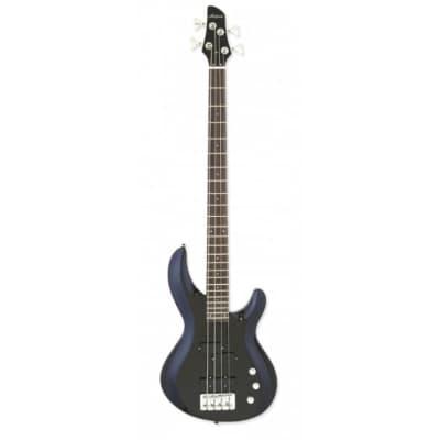 Aria IGB-STD-MBK IGB Standard Bass Guitar, Metallic Black, New, Free Shipping