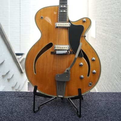 Hoyer Special Thinline archtop 1960's natural for sale