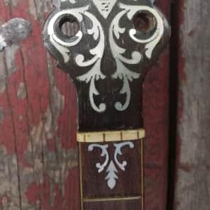 BELTONE 4 String Tenor banjo Remo skin usa   Reverb