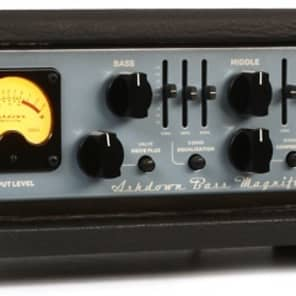 Ashdown ABM 1000 Bass Head 1000 Watt RMS   Reverb