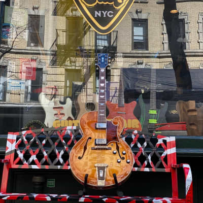 GIBSON 1998 TAL FARLOW VICEROY BROWN - PERSONALLY OWNED BY TAL FARLOW for sale