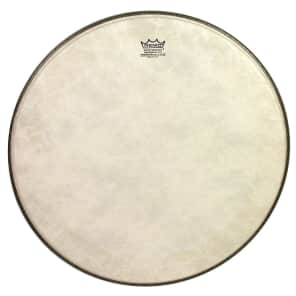 "Remo Powerstroke P3 Fiberskyn Bass Drum Head 20"" Thin"