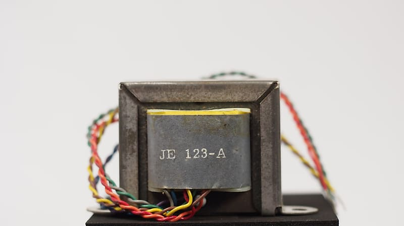 Jensen JE 123-A audio output transformer 1:3 for API preamps and other  applications
