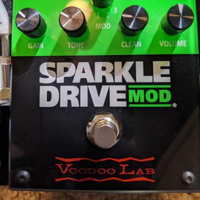 Voodoo Lab Sparkle Drive Mod Overdrive