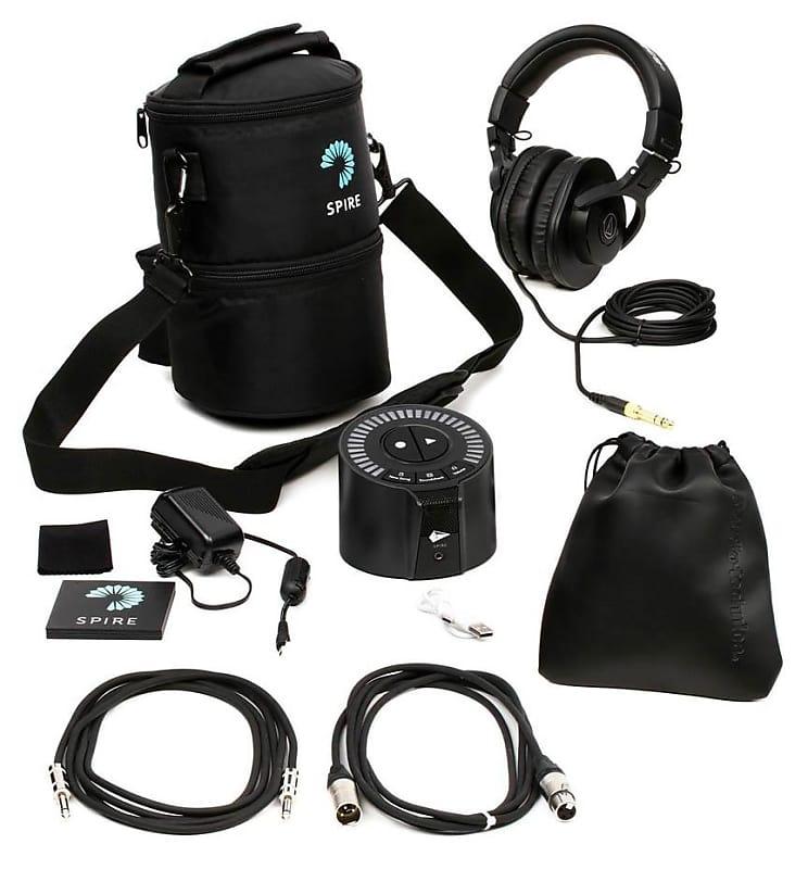 iZotope SPIRESTUDIO Spire Road Warrior Recording Device Pack