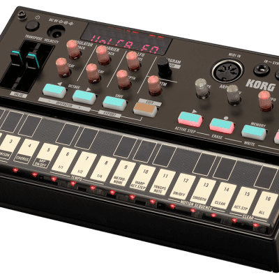 Korg Volca FM Digital Synth Synthesizer Keyboard with Sequencer